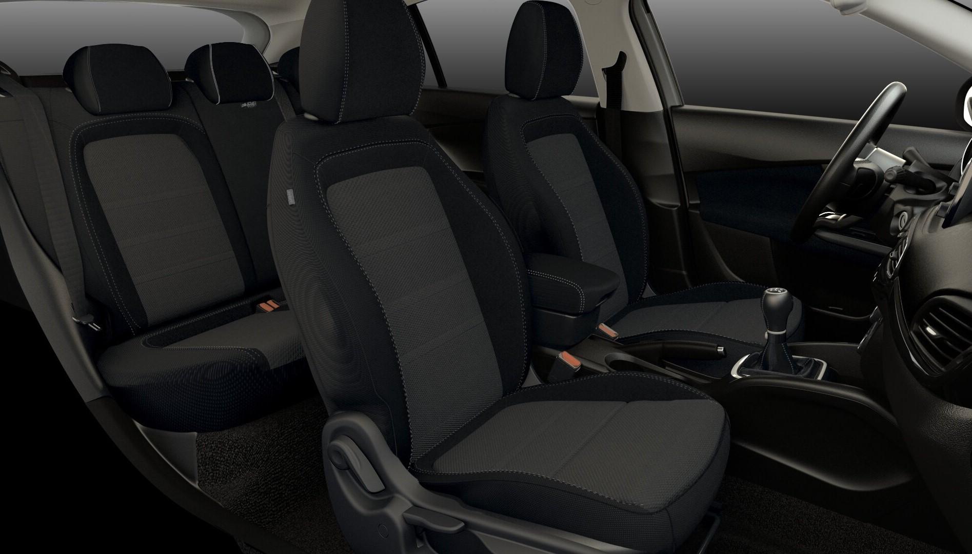 renting Fiat TipoHatchback Life 1.0