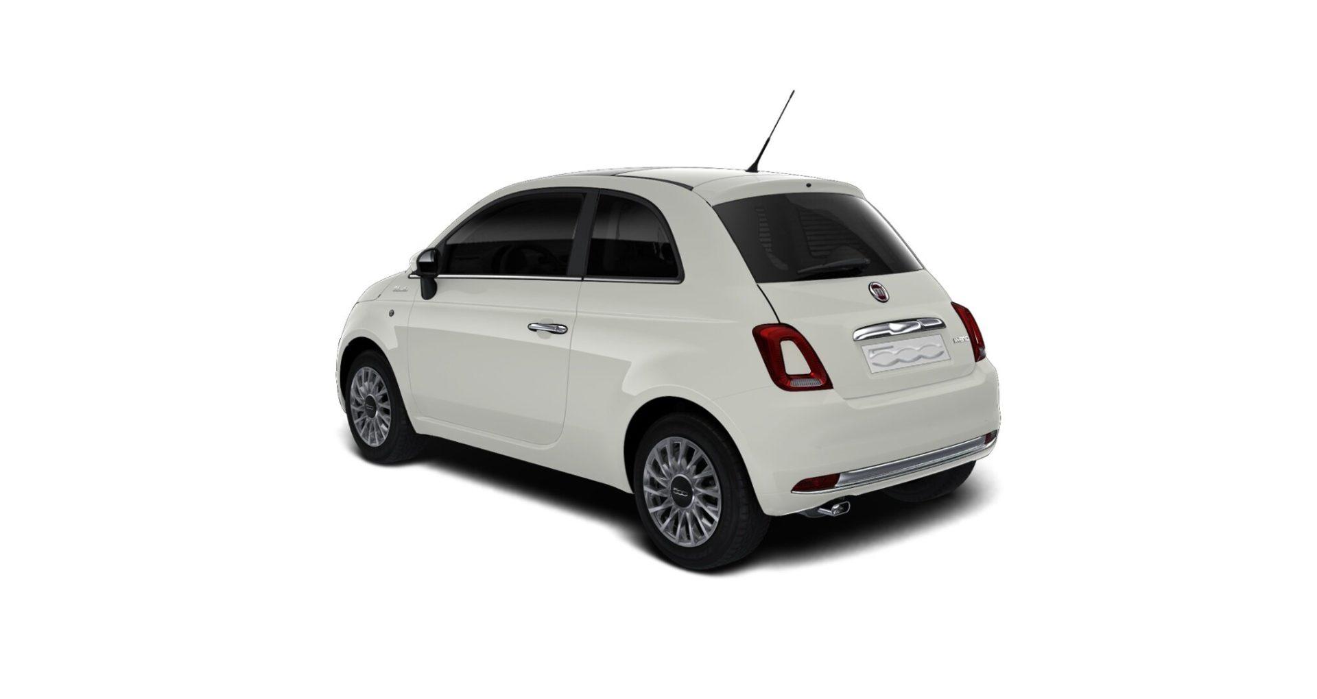 renting Fiat 500Dolcevita 1.0 Hybrid