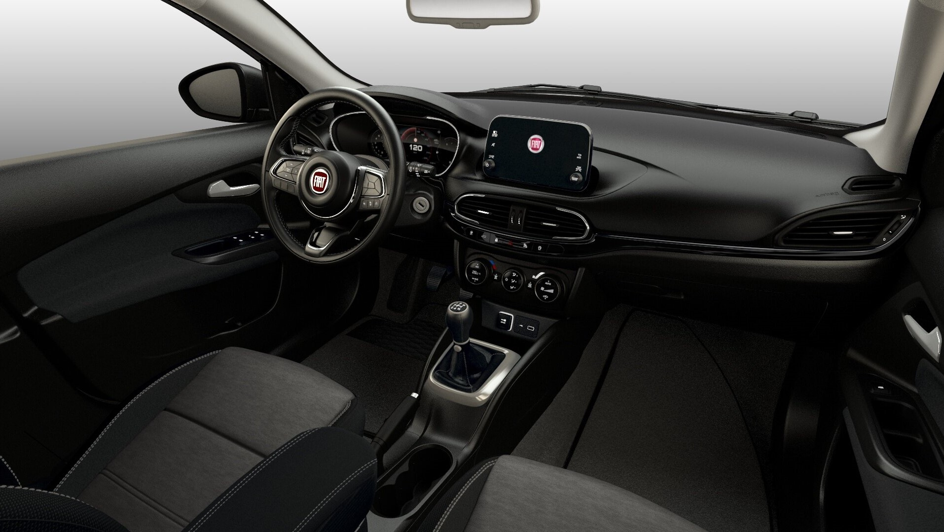 renting Fiat TipoCross 1.0