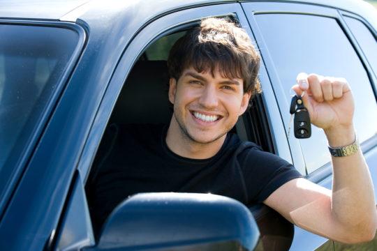 Gracias al renting puedes decir adiós a las largas esperas de entrega de coches