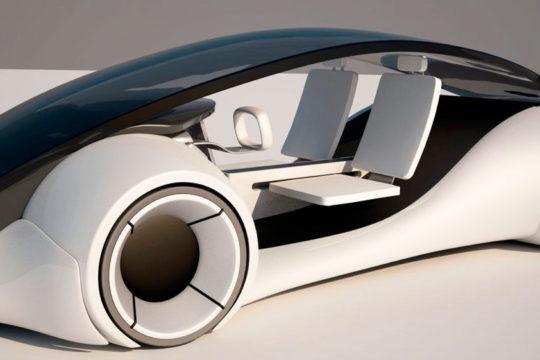 Lo que sabemos hasta ahora del iCar, el coche de Apple