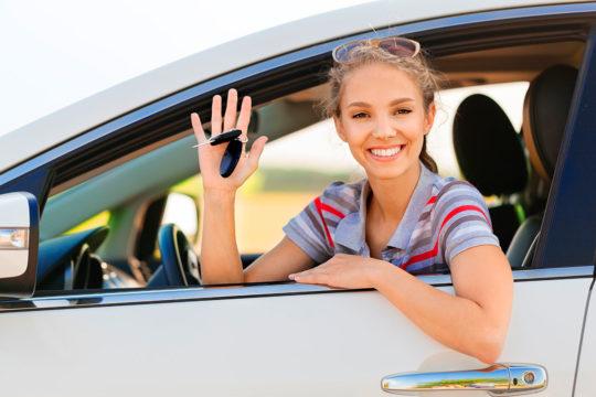 Las matriculaciones del renting de coches suben en la primera mitad de 2021