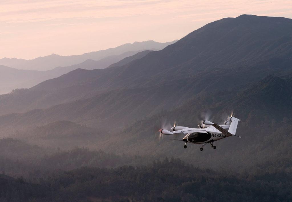 Conoce el Joby Aviator, el nuevo taxi volador de 2024